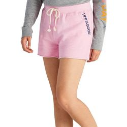 Life Is Good Womens Simply True Solid Shorts