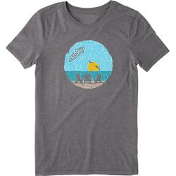 Life Is Good Womens Here Comes the Sun T-Shirt