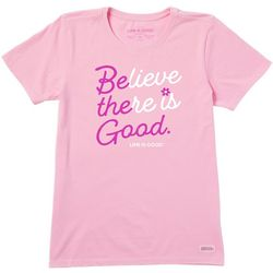 Life Is Good Womens There Is Good Tee