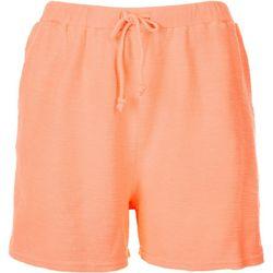 HC LA Womens Casual Bright Pull On Shorts
