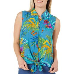 Beach Lunch Lounge Womens Bird Of Paradise Tie
