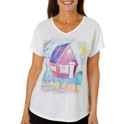 Leoma Lovegrove Womens Mini Beach House High-Low Top