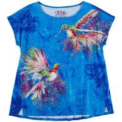 Leoma Lovegrove Womens Mocking Bird T-Shirt