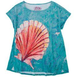 Leoma Lovegrove Womens Embellished Shell Top