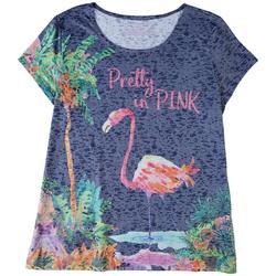 Key Pretty In Pink Top