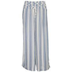 American Rag Womens Flowy High Waist Printed Beach Pants
