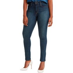Levi's Womens 721 Skinny High Rise Jeans