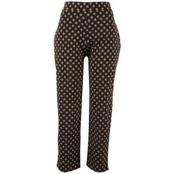 Counterparts Womens Pull-On Vintage Capris