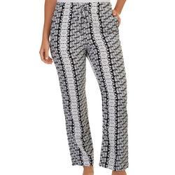 Womens Classic Tie-Dye Loose Pants