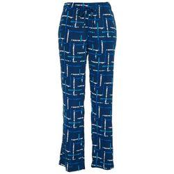 Per Se Womens Loose Pants