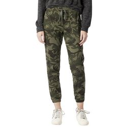 Supplies by Union Bay Womens Demery Camo Stretch Jogger