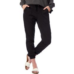 Supplies by Union Bay Womens Demery Sateen Jogger Pants