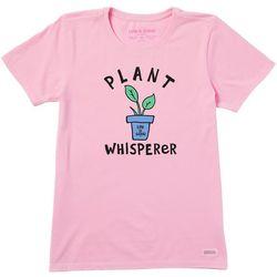 Life Is Good Womens Plant Whisperer T-Shirt