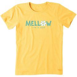 Life Is Good Womens Mellow T-Shirt