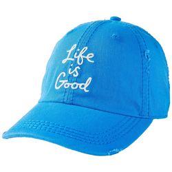 Life Is Good Womens LIG SunWash Hat