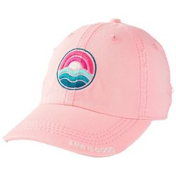 Life Is Good Womens SunWash Ocean Hat