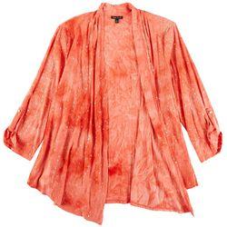 Sami & Jo Solid Design With Sequins and Same Color Design