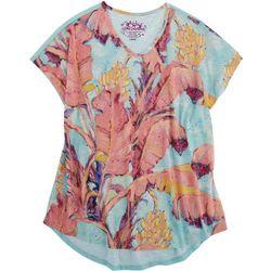 Leoma Lovegrove Womens Banana Tree T-Shirt