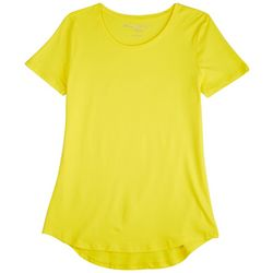 Como Vintage Womens The Perfect Short Sleeve Top