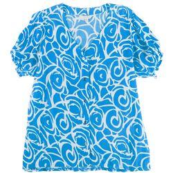 Coral Bay Womens Spiral Shirt