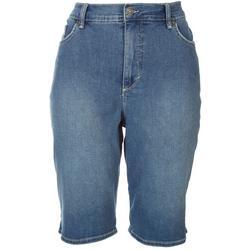 Womens All-Around Slimming Bermuda Shorts
