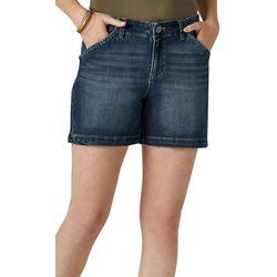 Lee Womens Stretchy Denim Shorts
