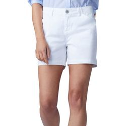 Lee Womens Bright Mid-Rise Shorts