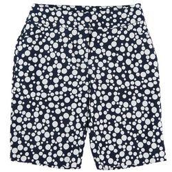 ATTYRE by DFA Womens Polka Dot Bermuda Shorts
