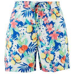 Caribbiean Joe Womens Printed Shorts