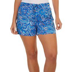 Caribean Joe Womens Paradise Beach Shorts