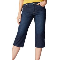 Womens Relaxed Fit Capris
