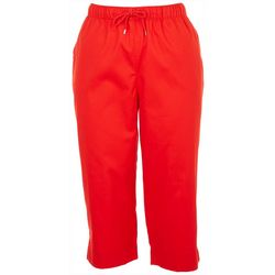 Coral Bay Womens Lobster Capris