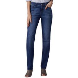 Womens Relaxed Straight Leg Fit Jeans