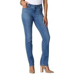 Womens Flex Motion Staight Leg Jeans