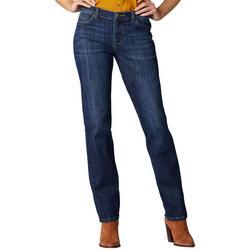 Womens Straight Leg Fit Jeans