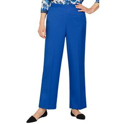 Alfred Dunner Womens Knightsbridge Short Pants