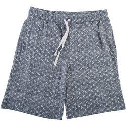 Ande Mens Printed Pajama Shorts