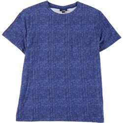 Mens Pocket Short Sleeve Pajama Tee