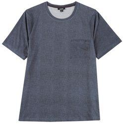 Mens Flint Solid Pajama Shirt