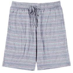 Ande Mens Shibori Stripe Pajama Shorts