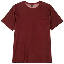 Ande Mens Cabernet Short Sleeve Pajama Shirt