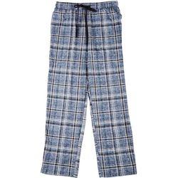 Mens Dina Plaid Pajama Pants