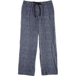 Ande Mens French Plaid Pajama Pants