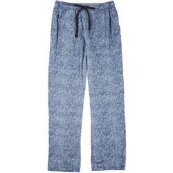 Mens Limber Contrast Pajama Pants
