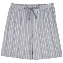 Ande Mens Stripe Pajama Shorts