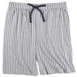 Ande Mens About Plaid Printed Pajama Shorts