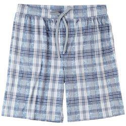 Ande Mens Yes You Do Plaid Pajama Shorts