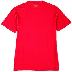 Mens Short Sleeve Solid T-Shirt