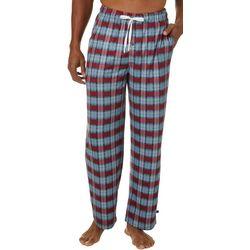 Tackle & Tides Mens Plaid Print Pajama Pants