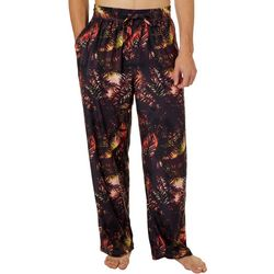 Reel Legends Mens Mystery Palms Pajama Pants